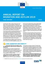 EMN Inform: Annual Report on Migration and Asylum 2019