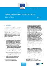 EMN Inform: Long-Term Resident Status in the EU